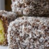 Si të përgatisim katrore me kokos