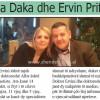 Mjekë që martohen me mjekë: Alba Daka dhe Ervin Priftaj