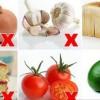 Ushqimet që nuk duhet t'i mbani asnjëherë në frigorifer