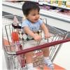 """Nëna paralajmëron prindërit: """"Mos i ulni fëmijët tek karroca e marketit, ja çfarë i ndodhi djalit tim"""""""