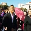 Marshim kundër kancerit të gjirit, Donald Lu: Ta luftosh duhet guxim