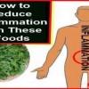 A keni menduar se inflamacioni mund të kurohet me këto ushqime? Ja ç'duhet të dini!