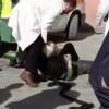 I sëmuri shtrihet pranë ambulancës në QSUT, fajëson Ramën për gjendjen e tij (Video)