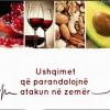 Ushqimet që kujdesen për zemrën dhe parandalojnë atakun kardiak