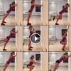 Tonifikoni krahët, gjoksin dhe të gjithë trupin duke përdorur murin (Video)