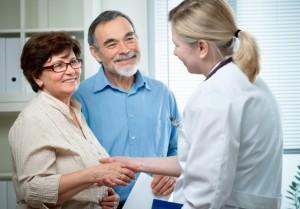 Mjeku dhe pacienti