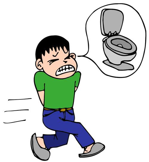 Imagenes De Baño Animadas:Por qué es peligroso no lavarse las manos tras ir al baño