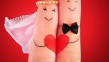martesa gishtat