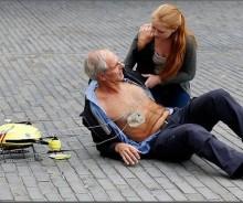 Ambulanca fluturuese