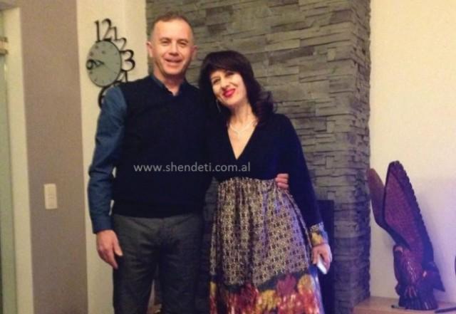 Suzana Zhuka dhe Edmond Nuellari