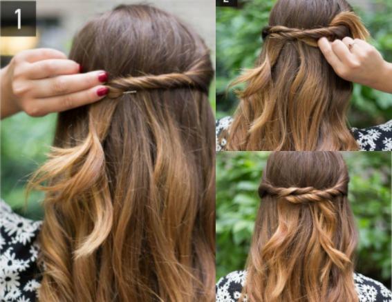 10 Modele Të Thjeshta Flokësh Për Vajzat Që Janë Pak Dembele Klan