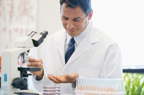 Laborator tumor shkencetar