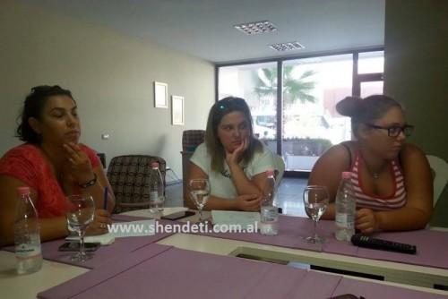 """Tre pjesëmarrëset në programin """"Të dobësohesh shëndetshëm"""""""