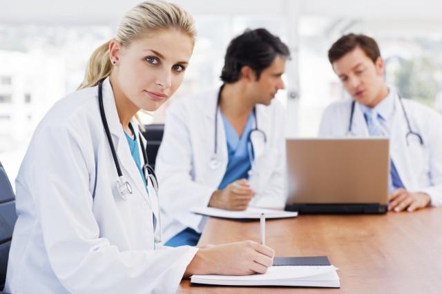 mjekja doktoresha