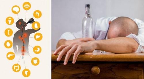 alkool trupi