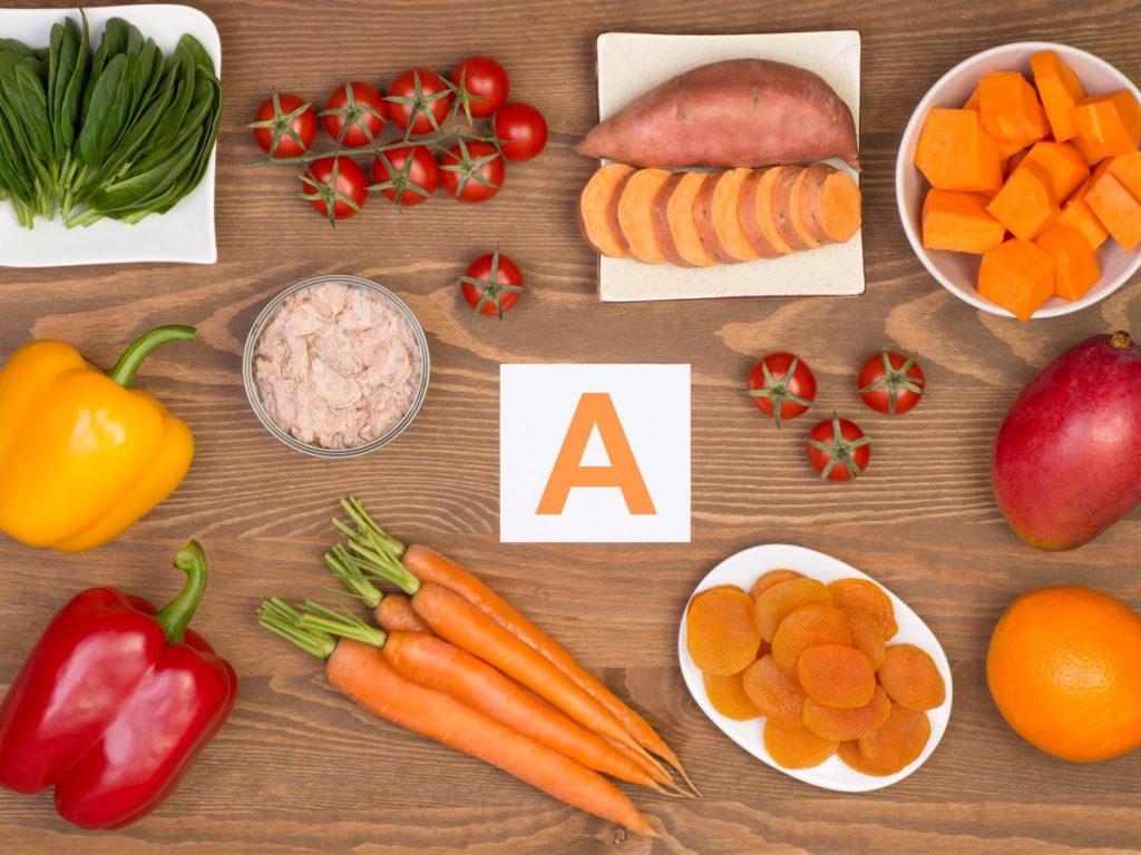 Ushqimet me vitaminë A – për sytë, zemrën dhe veshkat